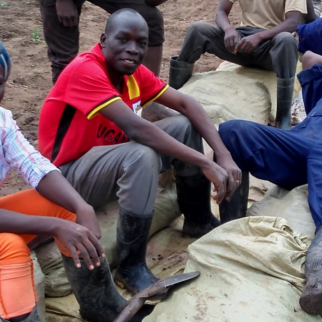 Tom Gashali, MSc Graduate, Busitema University   Project Assistant