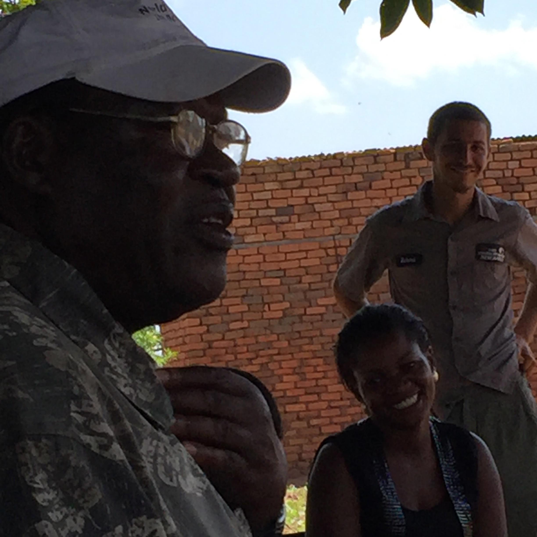 Ogwang John, Engineer, AMARI   Technical Support in Irrigation