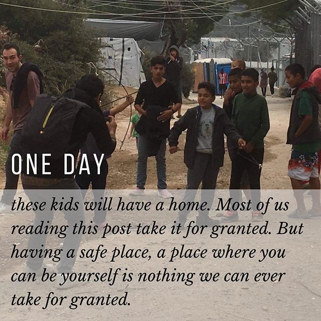One day these kids will have a home. Most of us reading this post take it for granted. But having a safe place, a place where you can be yourself is nothing we can ever take for granted.