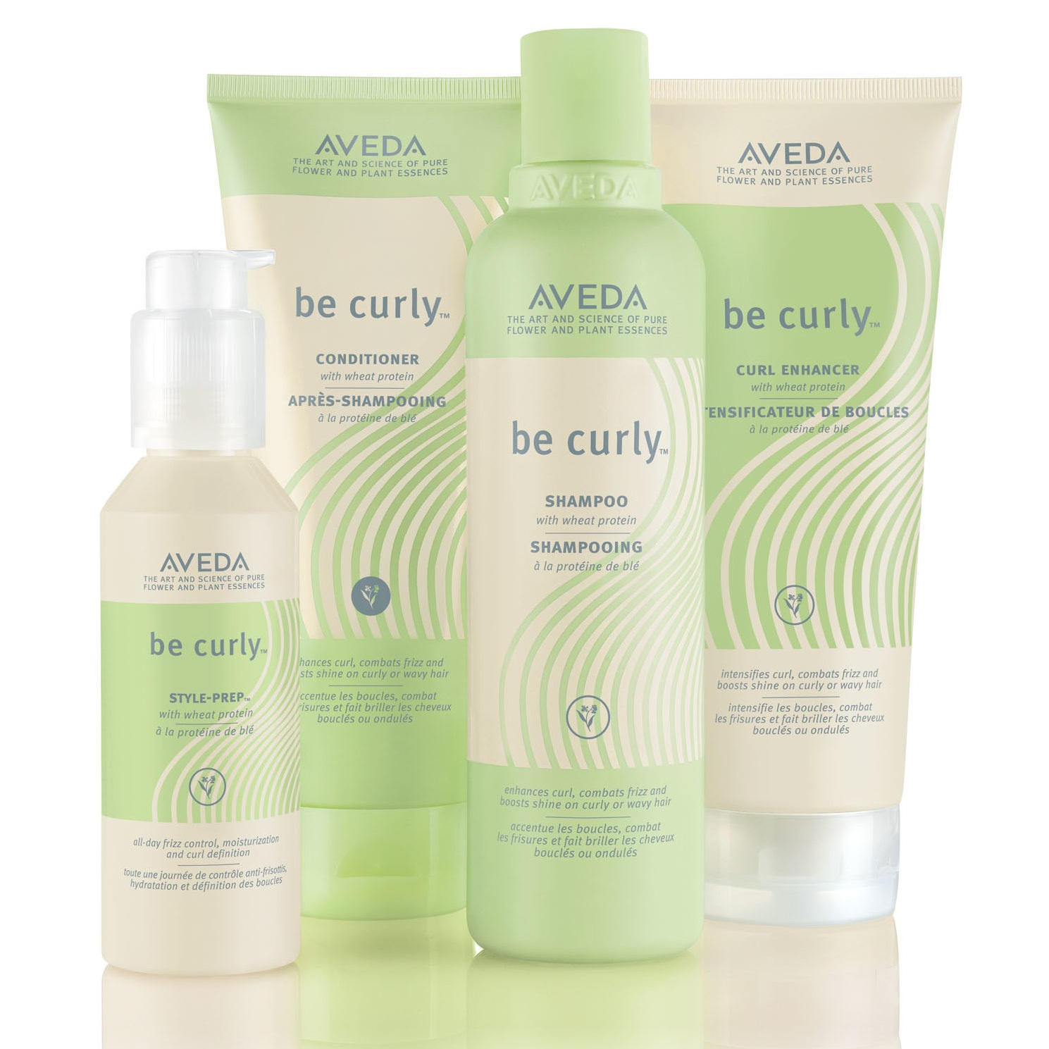 Shop the BeCurly Collection
