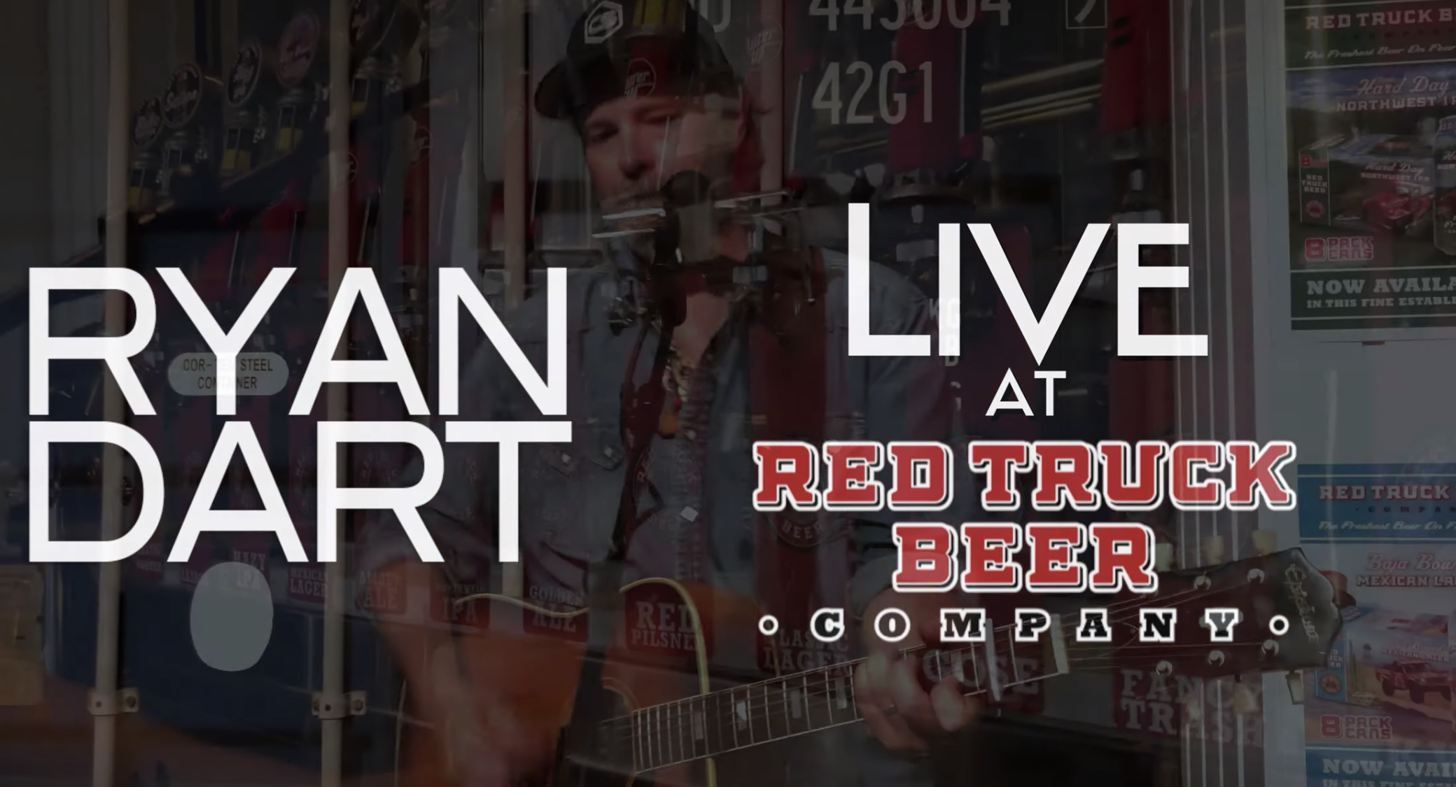 A Townes Van Zandt cover performed live by Ryan Dart and McKay Belk @ Red Truck Beer Co in Fort Collins, CO