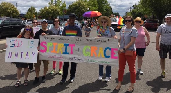City of Beaverton's first Pride Parade, 2019