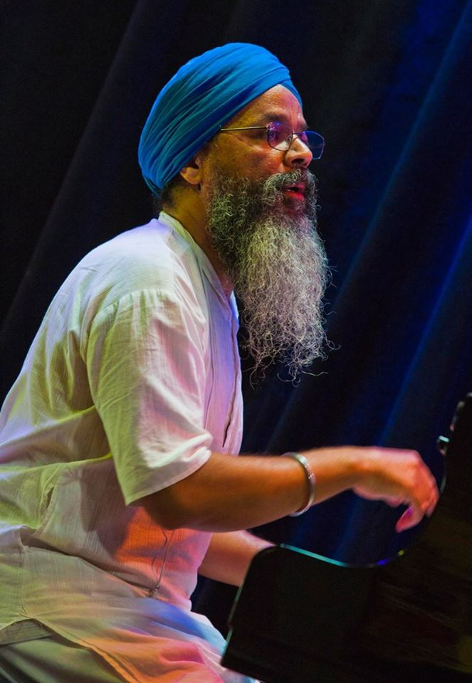Latin Grammy-nominated Jasnam Daya Singh rounds out our musical team, leading music for the Catholic liturgy -