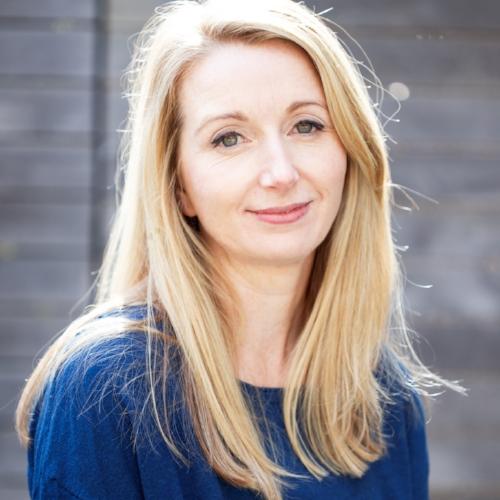 Kath sloggett - Founder of runneth london - womens' life/career coach