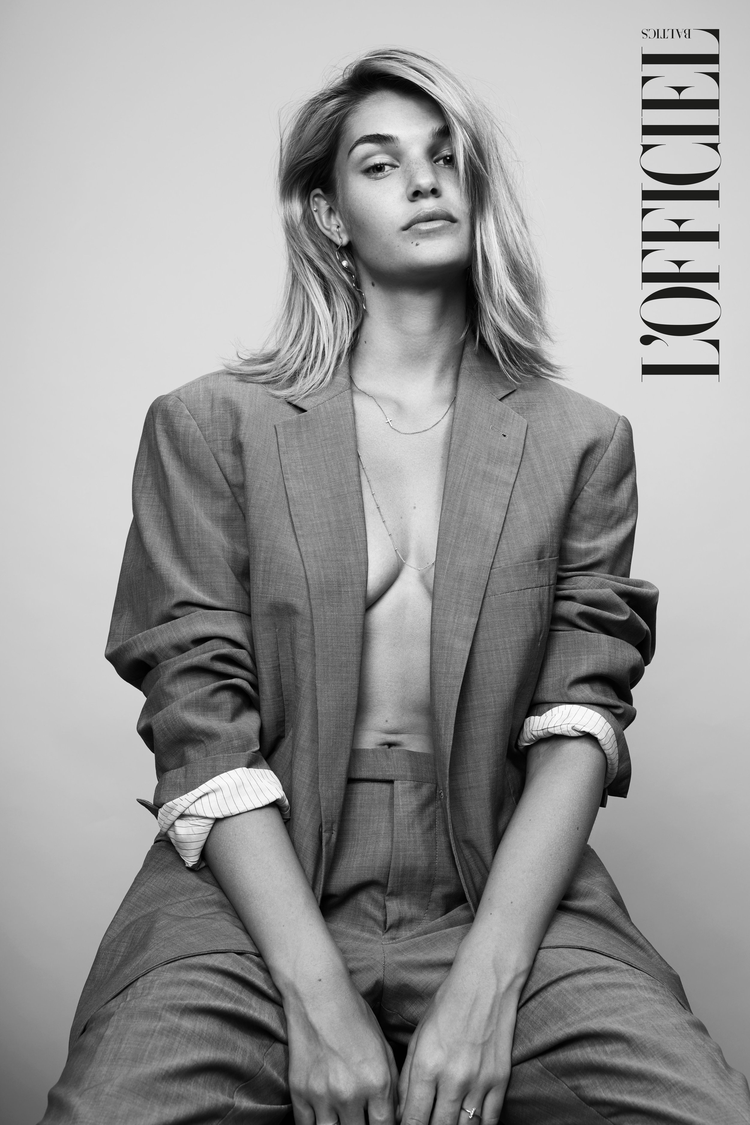 L'Officiel | Luisa Hartema | Munich Models