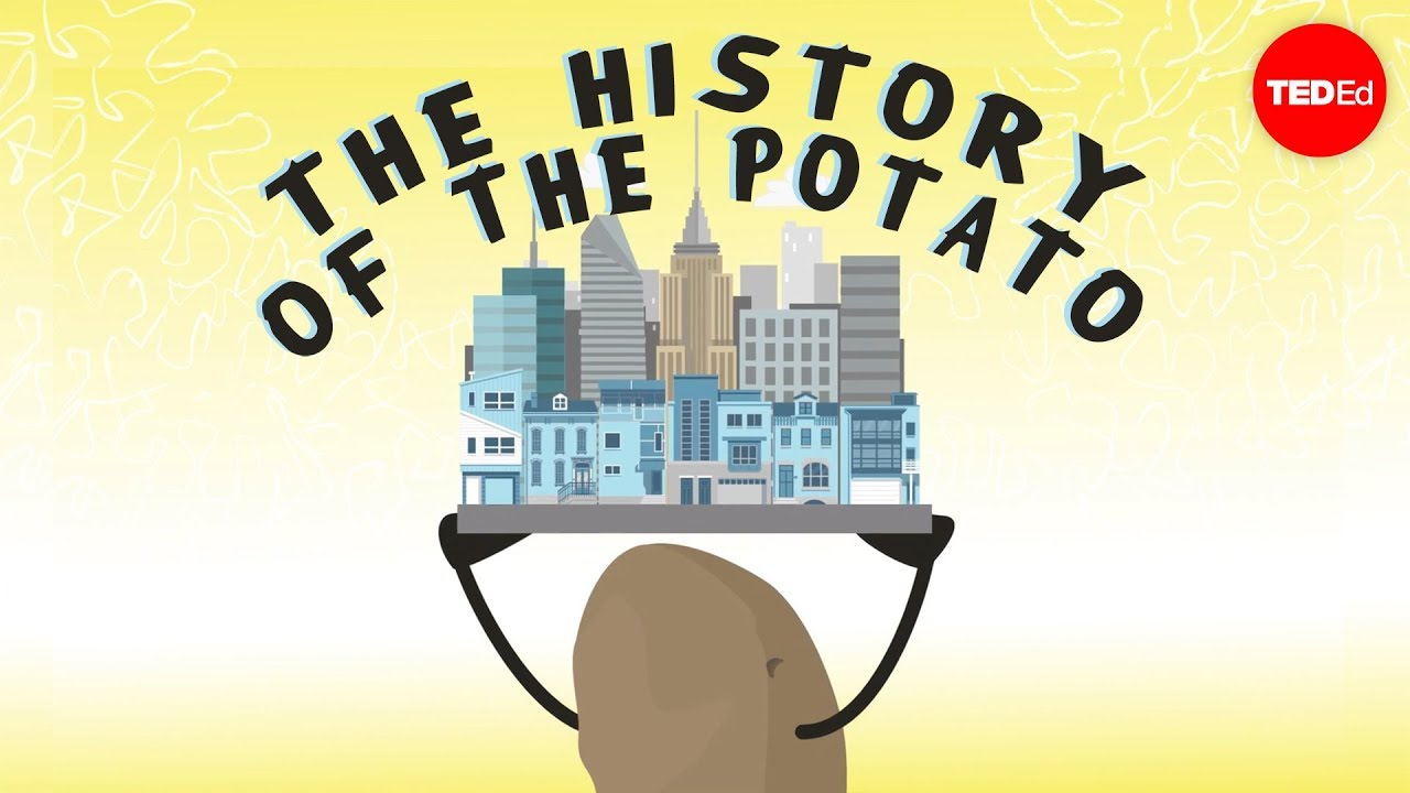 TED-Ed - History through the eyes of the potatoIs DNA the future of data storage?