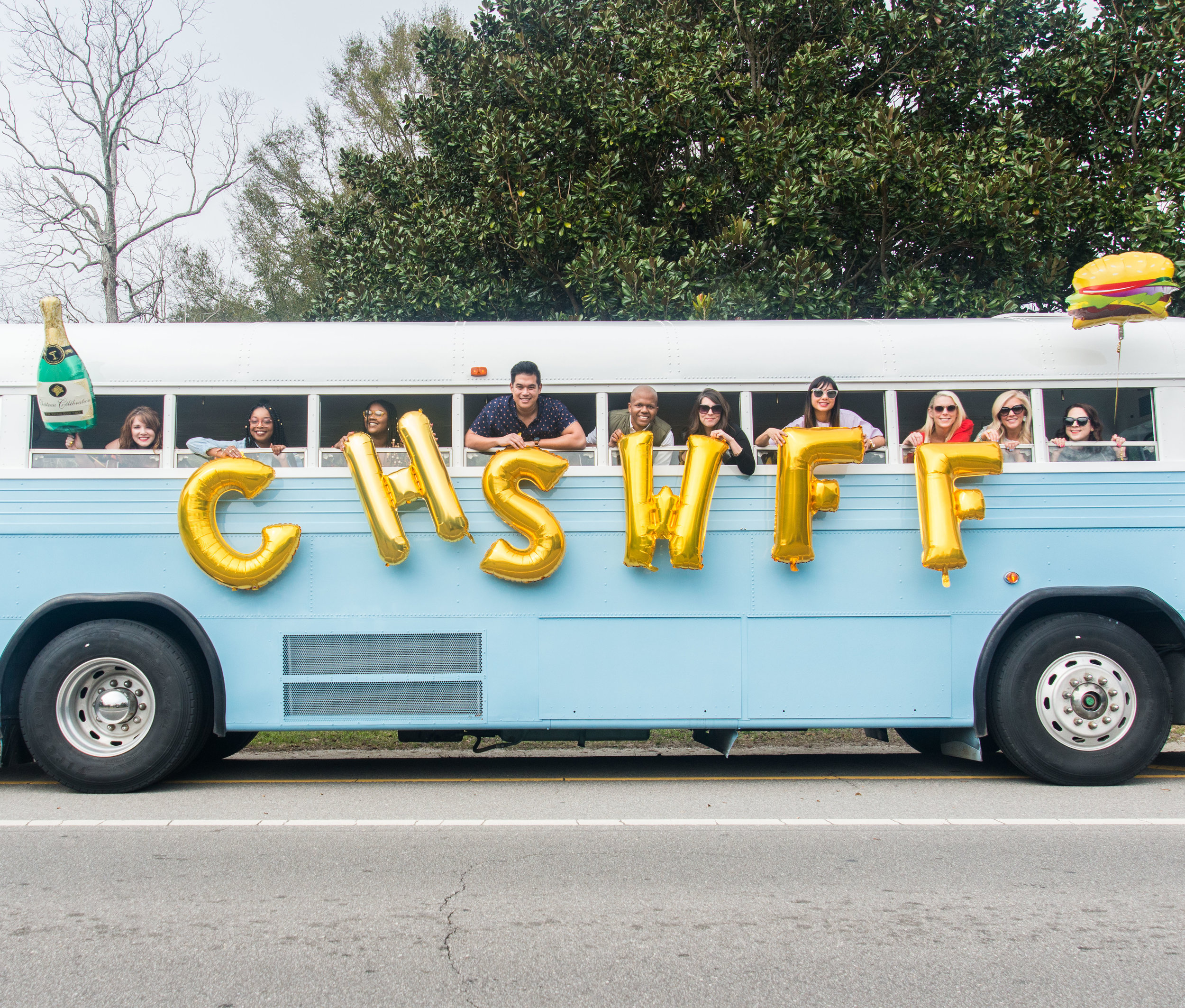 charleston wine + food - STREET TEAM