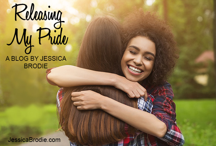 Releasing My Pride, a Blog by Jessica Brodie