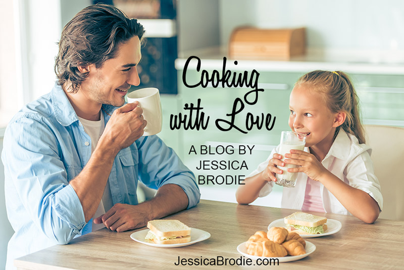 Cooking Up Some (Christian) Love, a Blog by Jessica Brodie