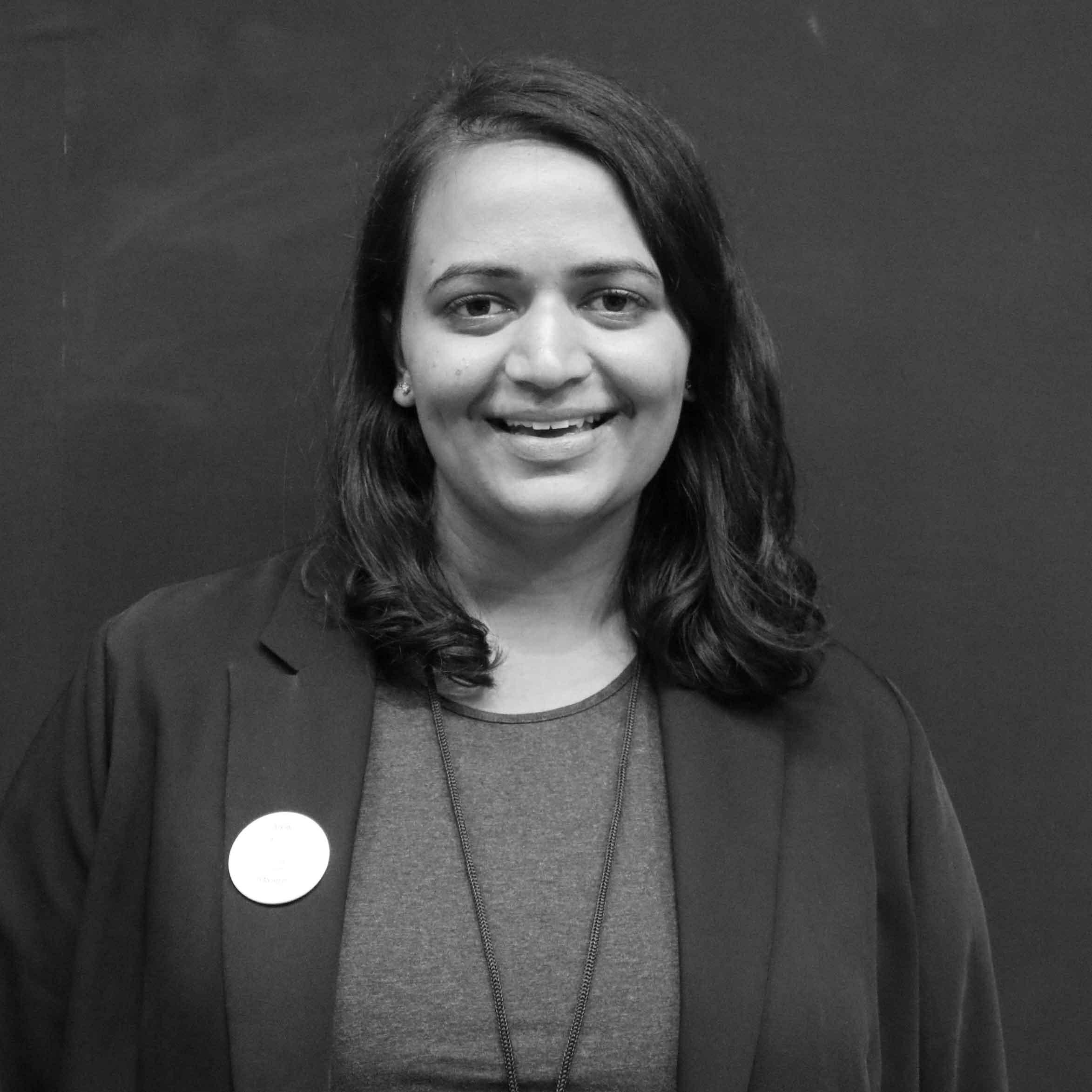 Nerali Patel • Johannesburg, South Africa  Master in Urban Planning '18 • Harvard Graduate School of Design