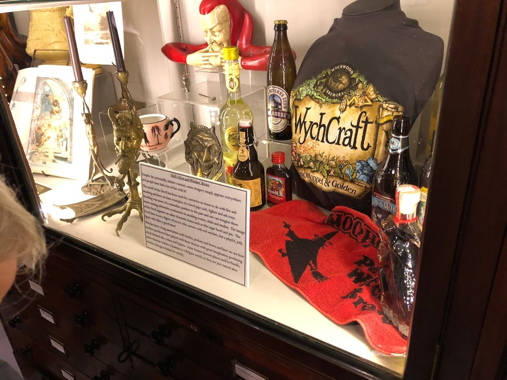 Wychcraft Museum of Witchcraft Boscastle