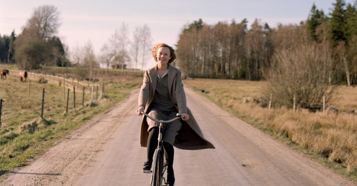 Becoming Astrid - Biopic of Swedish writer Astrid Lindgren, the author of numerous children's books and creator of Pippi Longstocking.(Biography, Drama: 2hrs & 3min)Film sponsor - Berkshire Farm