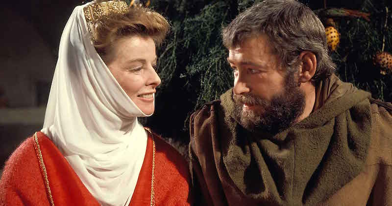 The Lion in Winter - 1183 A.D.: King Henry II's three sons all want to inherit the throne, but he won't commit to a choice. They and his wife variously plot to force him.(Drama: 2hr & 14min)Film introduced by Jeremy Arnold, TCM ContributorFilm Sponsor - Nelson E. Page, Ft. Lee Film Commission