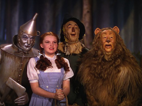 The Wizard of Oz - Dorothy Gale is swept away from a farm in Kansas to a magical land of Oz in a tornado and embarks on a quest with her new friends to see the Wizard who can help her return home to Kansas and help her friends as well.(Adventure, Family, Family: 1hr & 42min)Showtime: Sunday 10/29 - Palace Theatre at 1:00pmNote: this film is replacing SNOW WHITE in the LPFF2018 Program