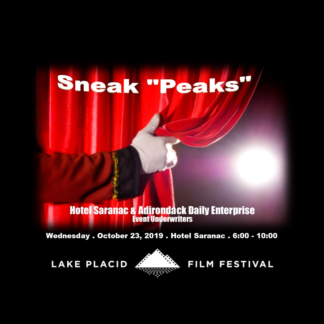 Sneak Peaks Party - LPFF 2019