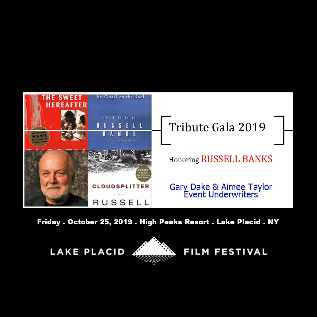 LPFF 2019 Tribute Gala Honoring Russell Banks