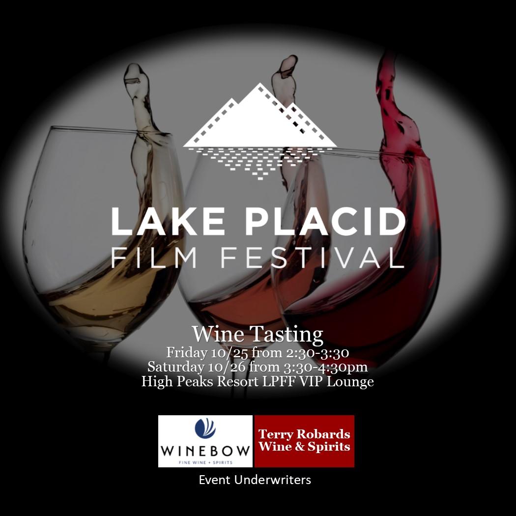 LPFF Wine Tastings