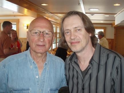 James Tolkan & Steve Buscemi at 2007 LPFF