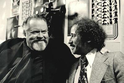 Larry Jackson (Orson Welles collaborator) at LPFF 2017