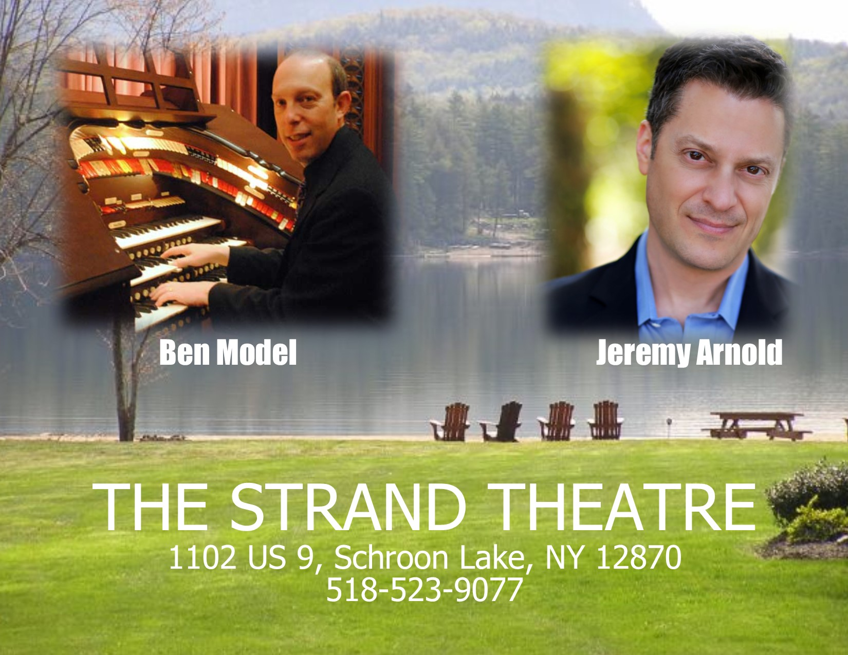 "Summer Series at the Strand! - The Adirondack Film Society is a proud sponsor of special film programming at the Strand Theatre in Schroon Lake, NY. The 1st program on July 29th at 8pm features three short silent films starring Charlie Chaplin with live piano accompaniment (original score) by Ben Model. The 2nd program on August 12th at 8pm is a screening of ""Casablanca"" with a special appearance by Jeremy Arnold to talk about the film. All seats $10.00 at the door.Read the press release"