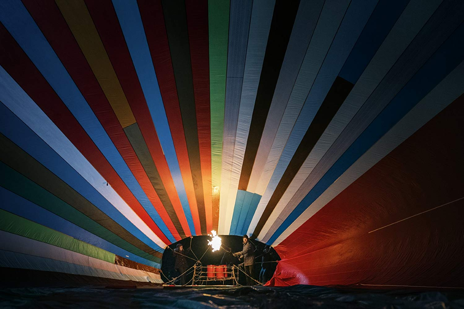 Balloon - Director: Michael HerbigCountry: GermanyRun Time: 2 Hours 5 MinutesLanguage: German with English subtitles