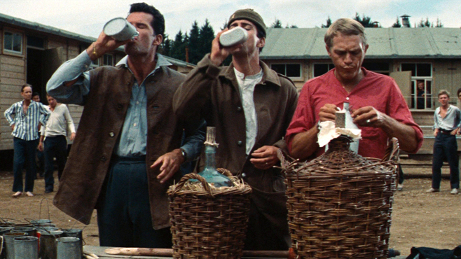 The Great Escape - Director: John SturgesCountry: United StatesRun Time: 2 Hours 52 MinutesLanguage: English