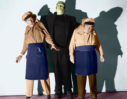 (*) Abbott & Costello Meet Frankenstein