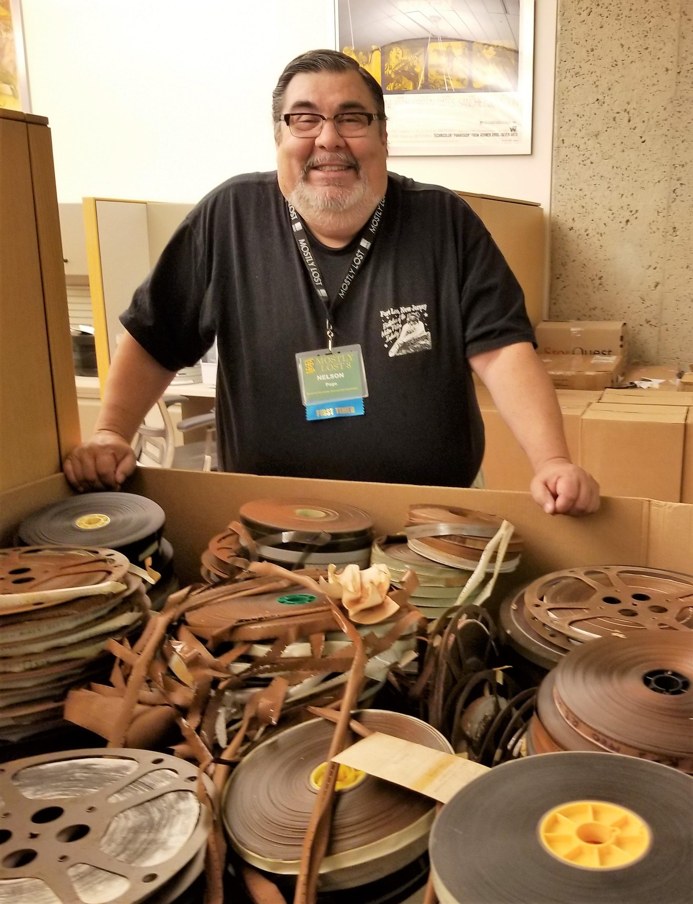 Nelson Page, 2019 Adirondack Film Society Chairman