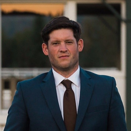 Nick Gunn, AFS Board Member & 2019 LPFF Team