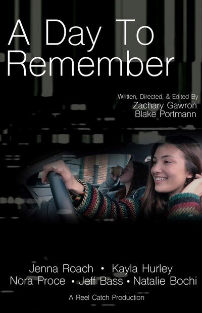 A Day to Remember - Film Synopsis (11 min): Best friends, Skye and Ellie, go on a trip one of them will never forget. Through that one friend, we follow the pair as they embark on a never-ending trip.