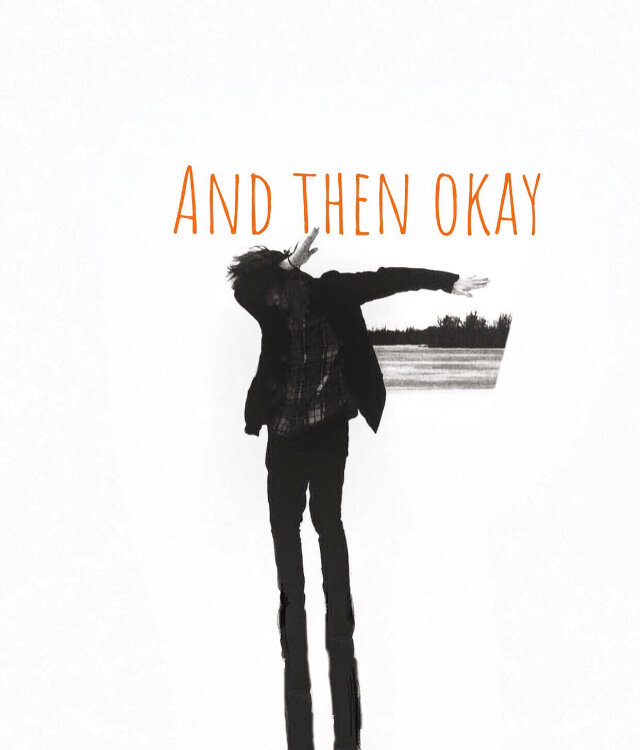 And Then Okay - Film Synopsis (13 min 41 sec): And Then Okay follows Jasper, who processes heartache and small ambition. He drinks, bicycles as transportation, and works on a graphic novel, causing fantastical characters to appear. Jasper wants love— to be loved in a way his relatives don't, in a way his almost-fiancé won't, and, in the way August, a pregnant diner cook, could maybe.