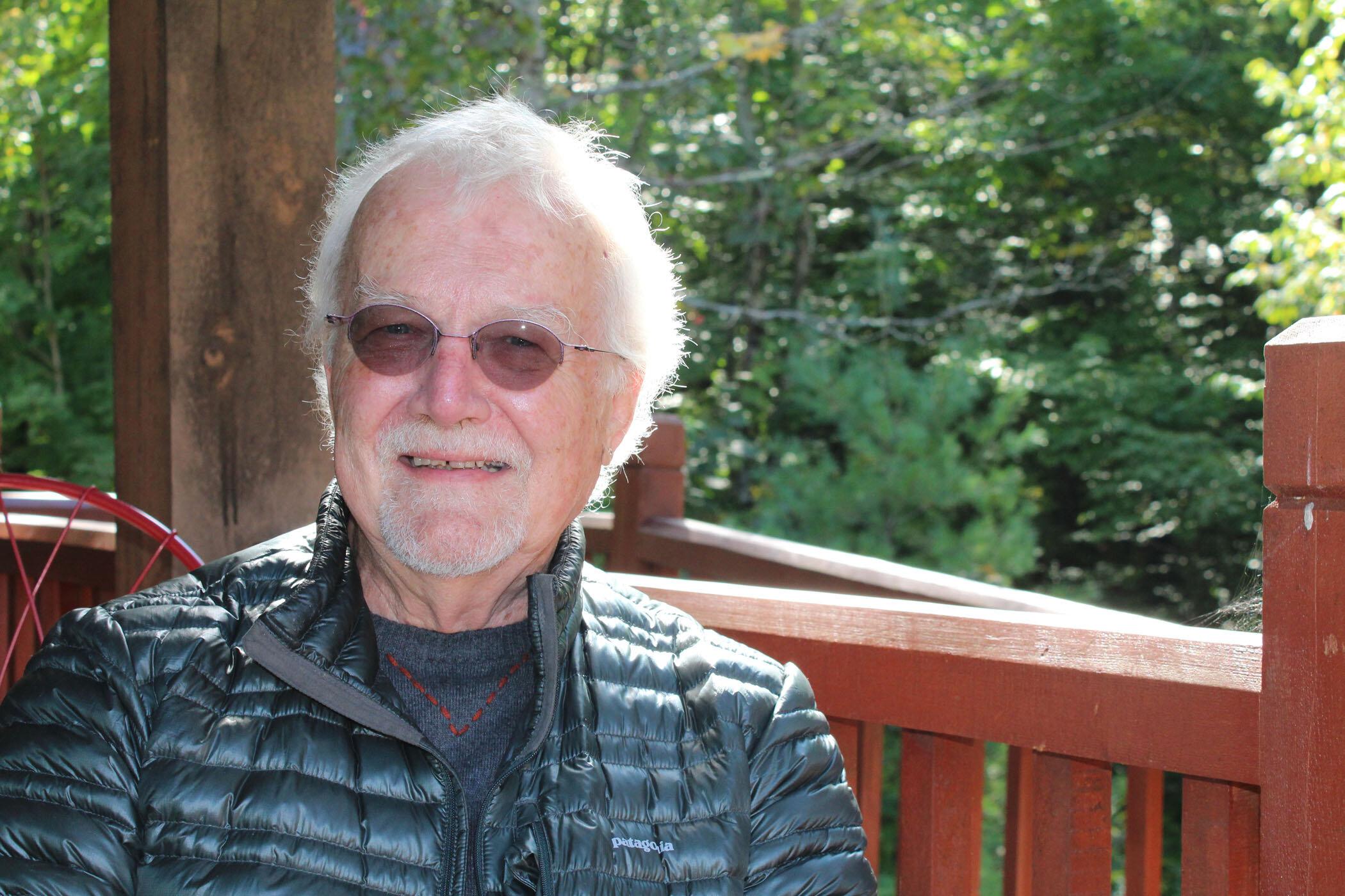 Russell Banks - Co Founder, Lake Placid Film Festival