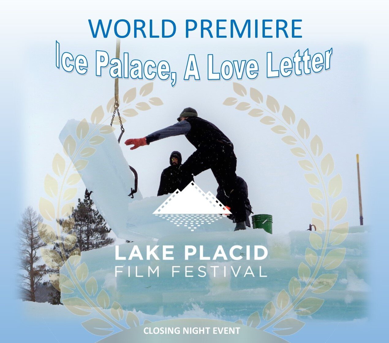 Ice Palace, A Love Letter