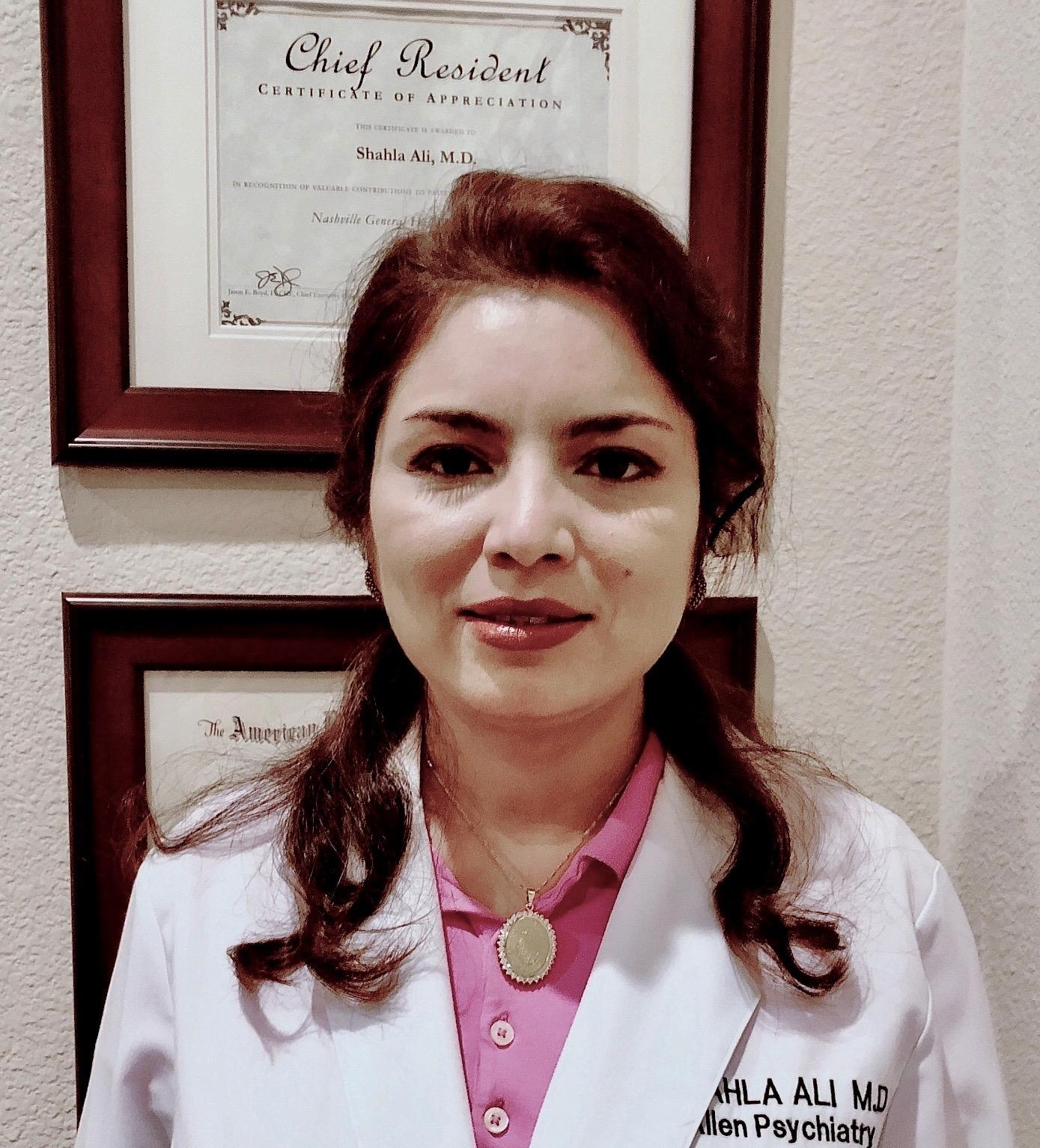 Dr. Shahla Ali