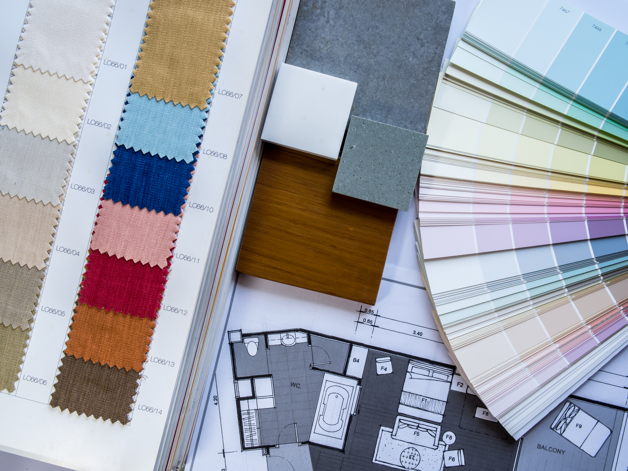 - Utilizing JaniLyn for paint color selection on your commercial or residential project will save you time and money because you will love it the first time. No costly sampling and re-painting needed.