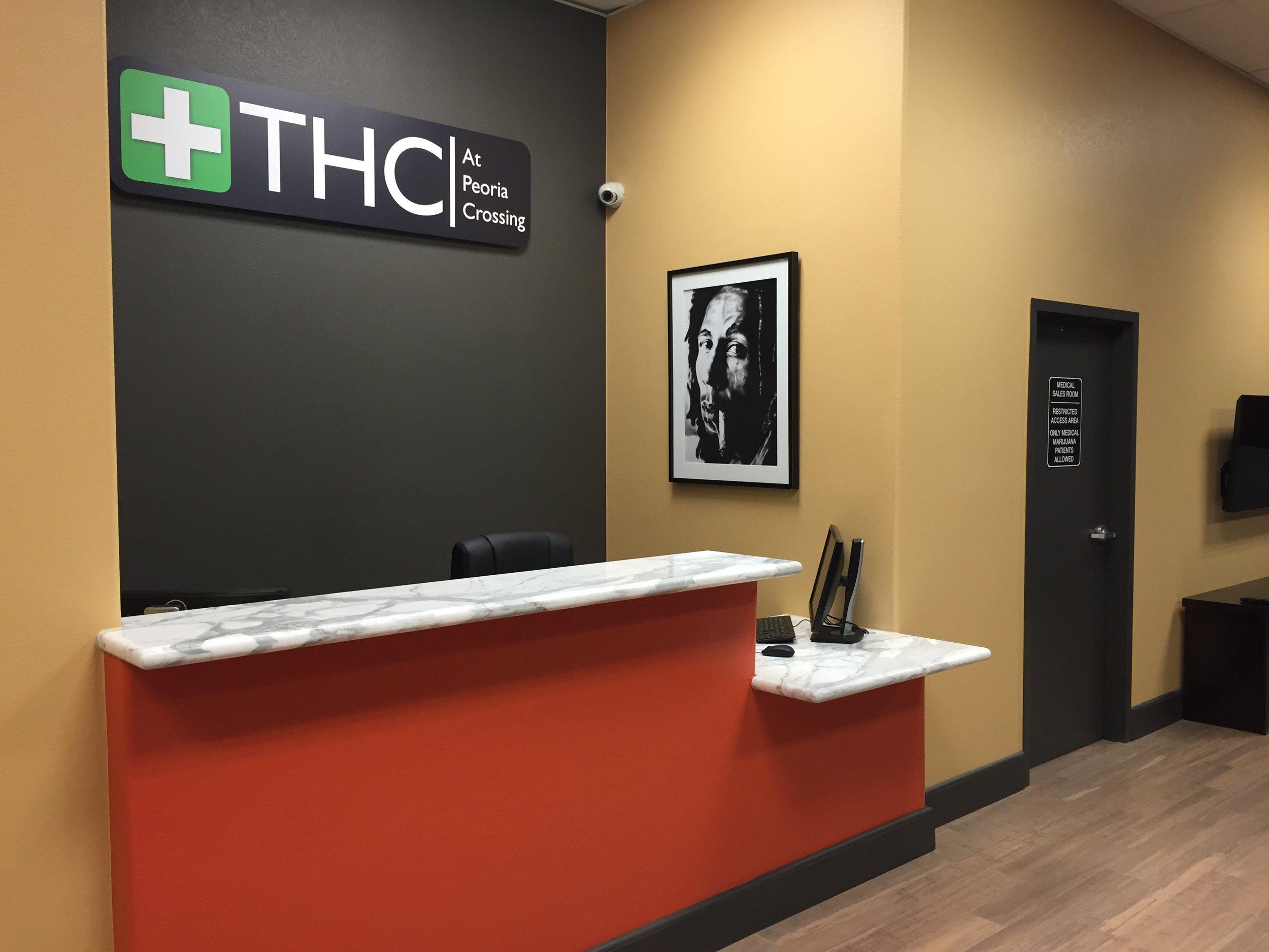 A Dispensary in Denver