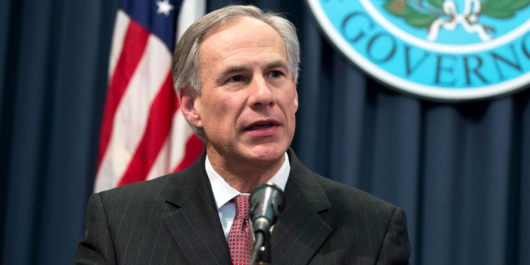 Governor Greg Abbott -