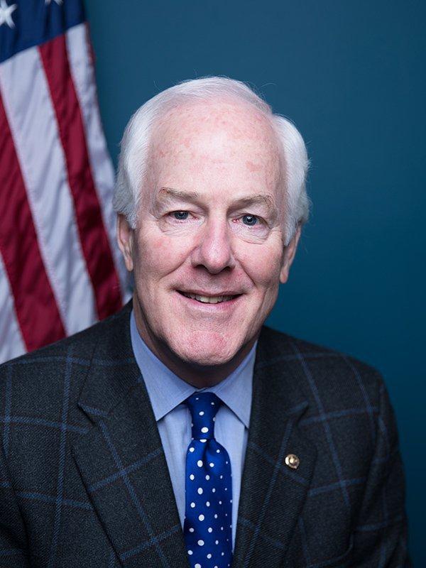 U.S. Senator John Cornyn -