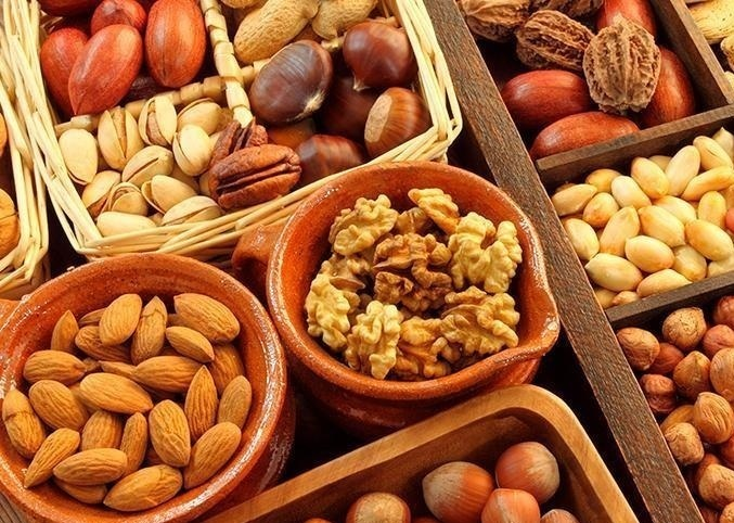 Nuts & Seeds - We offer a massive selection of nuts in all shapes, sizes and flavors. Check out our Roasted/Salted Cashews, Walnut Chandler Halves, Mammoth Pecans, or flavors including Chili Lime and Tamari.