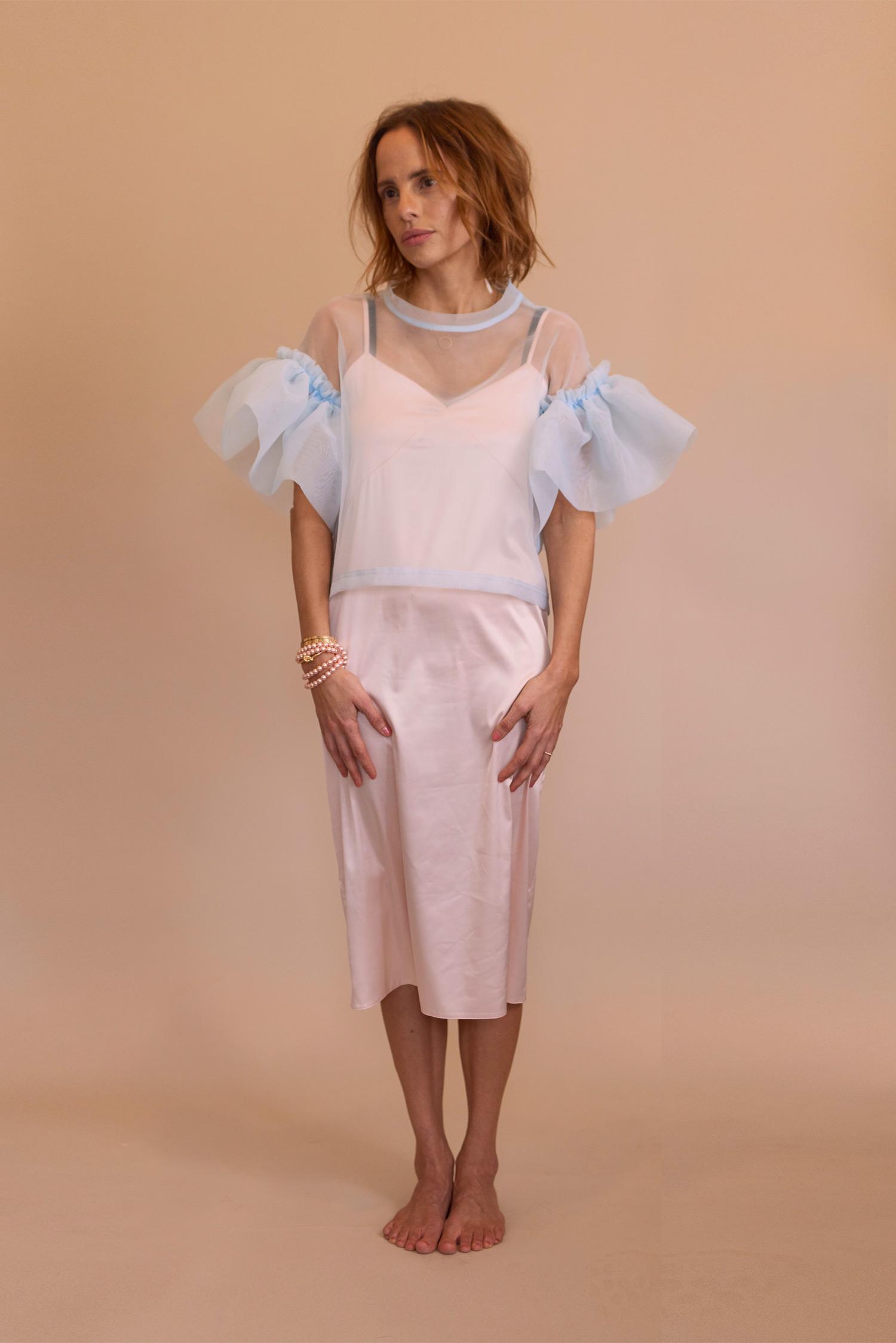 Rosa Macher Slip Dress 001