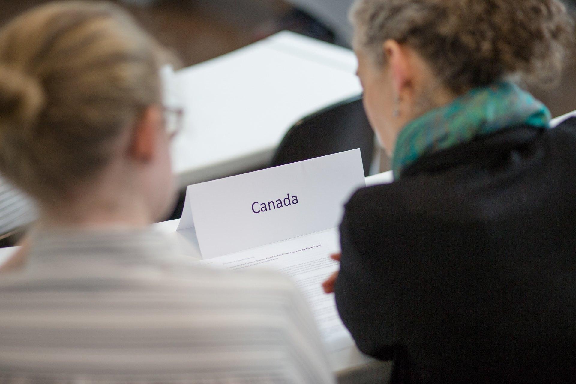 World Climate Negotiations Training -