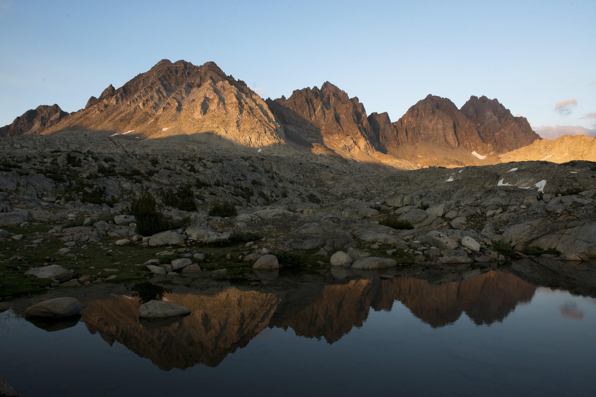 John Muir Reflection