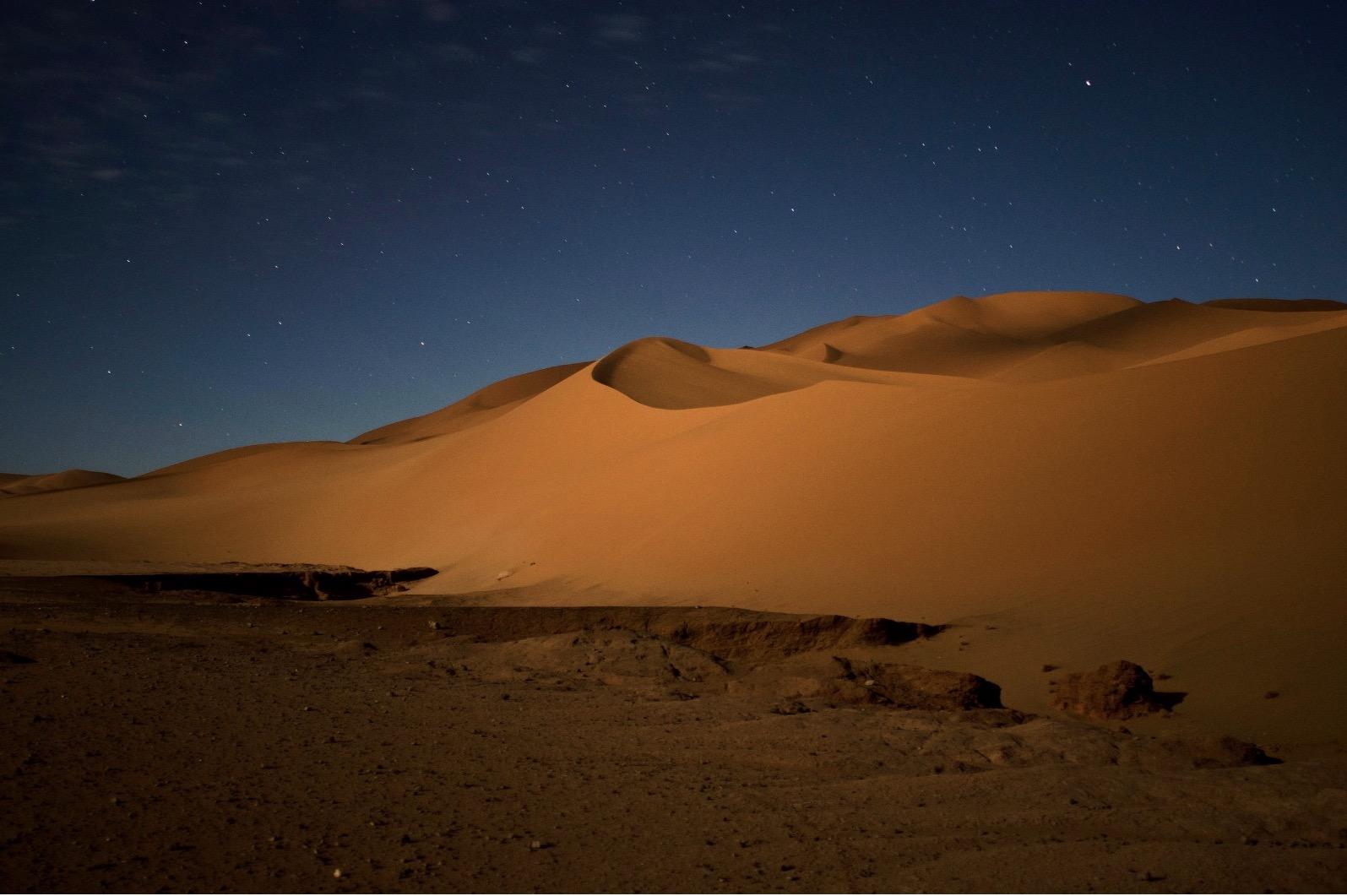Night Dunes 2