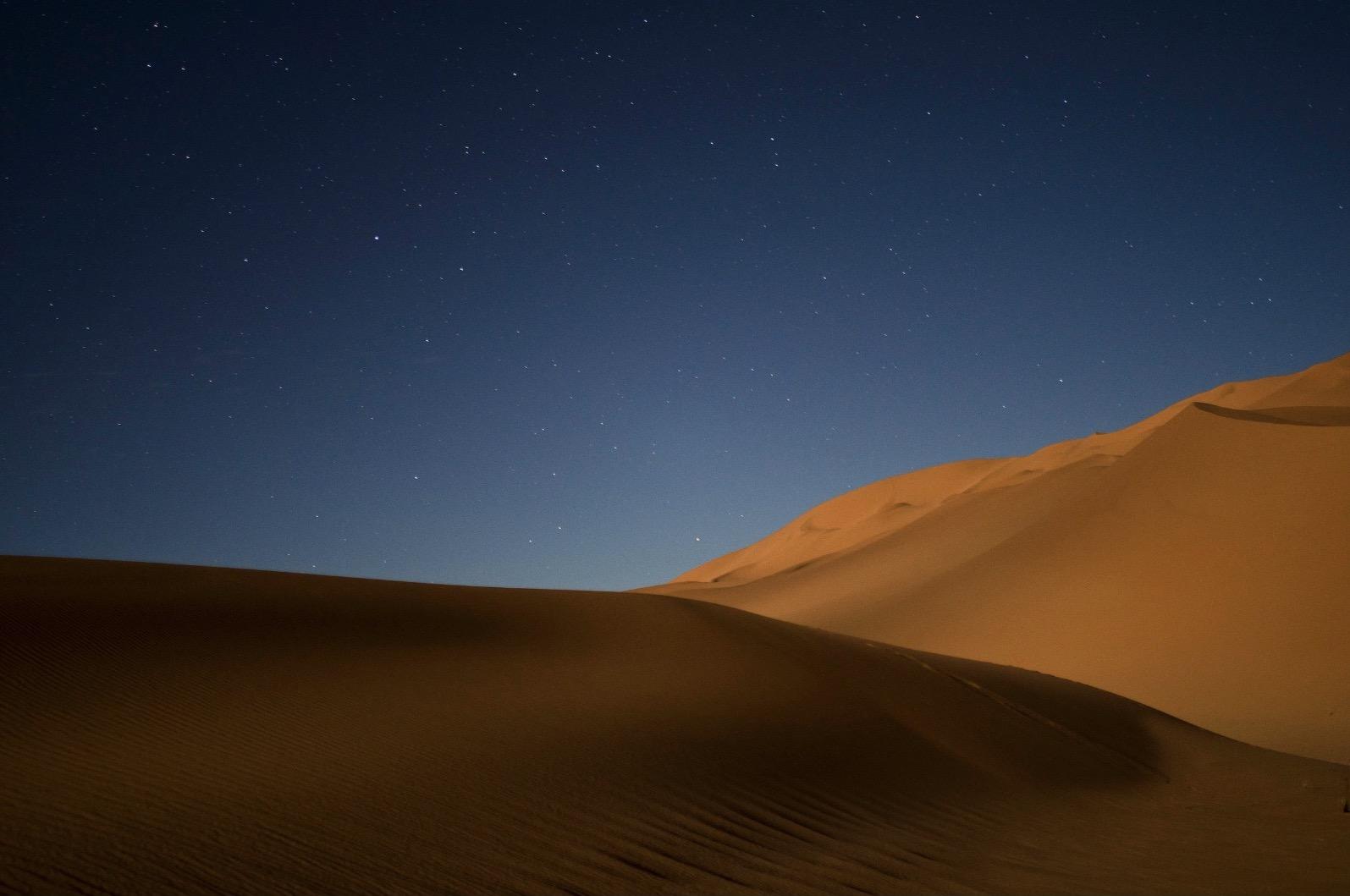 Night Dunes 3