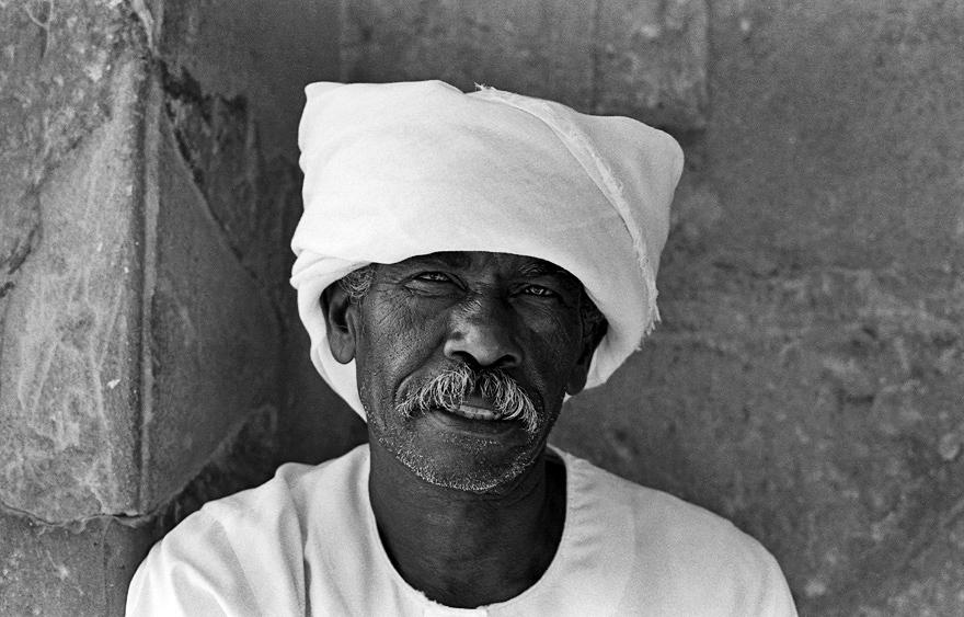 Abu Simbel Man