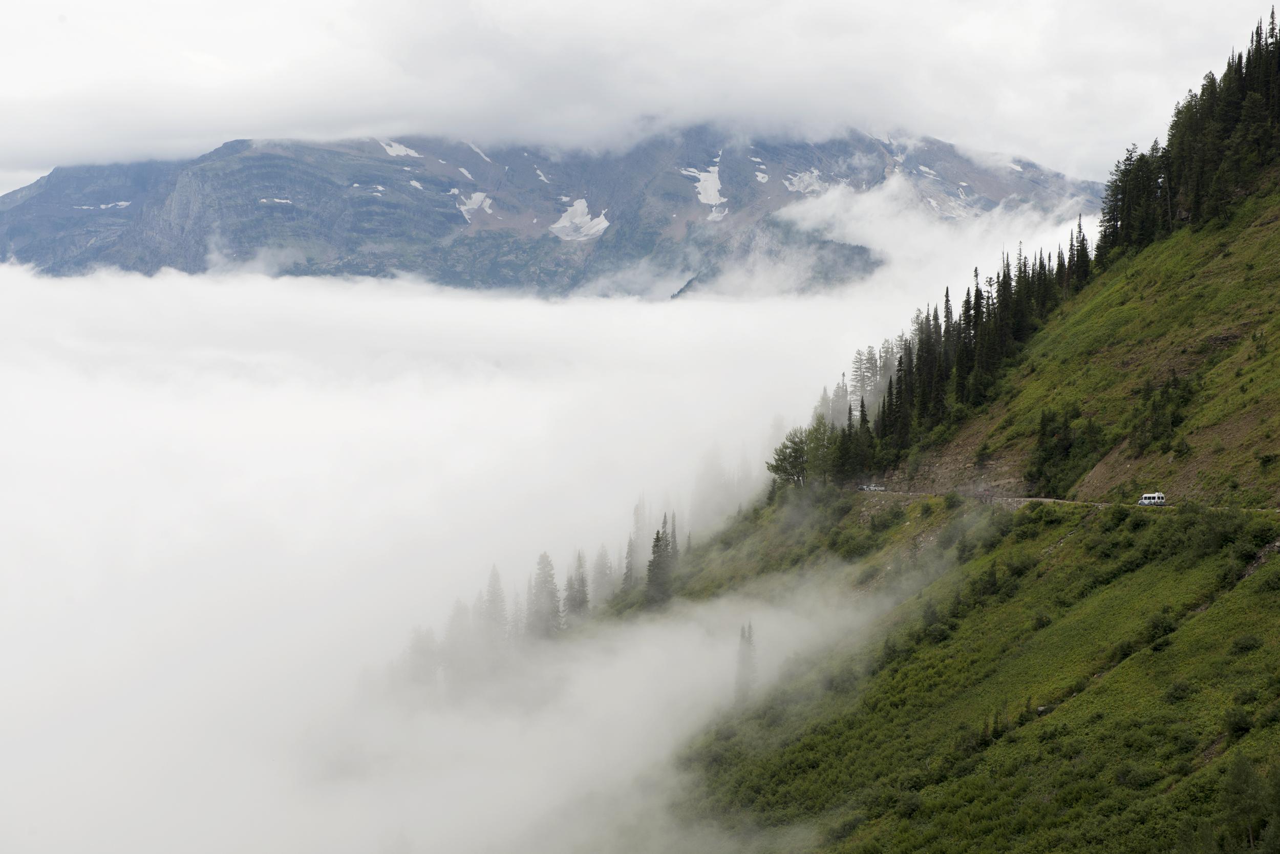Misty Mountain One