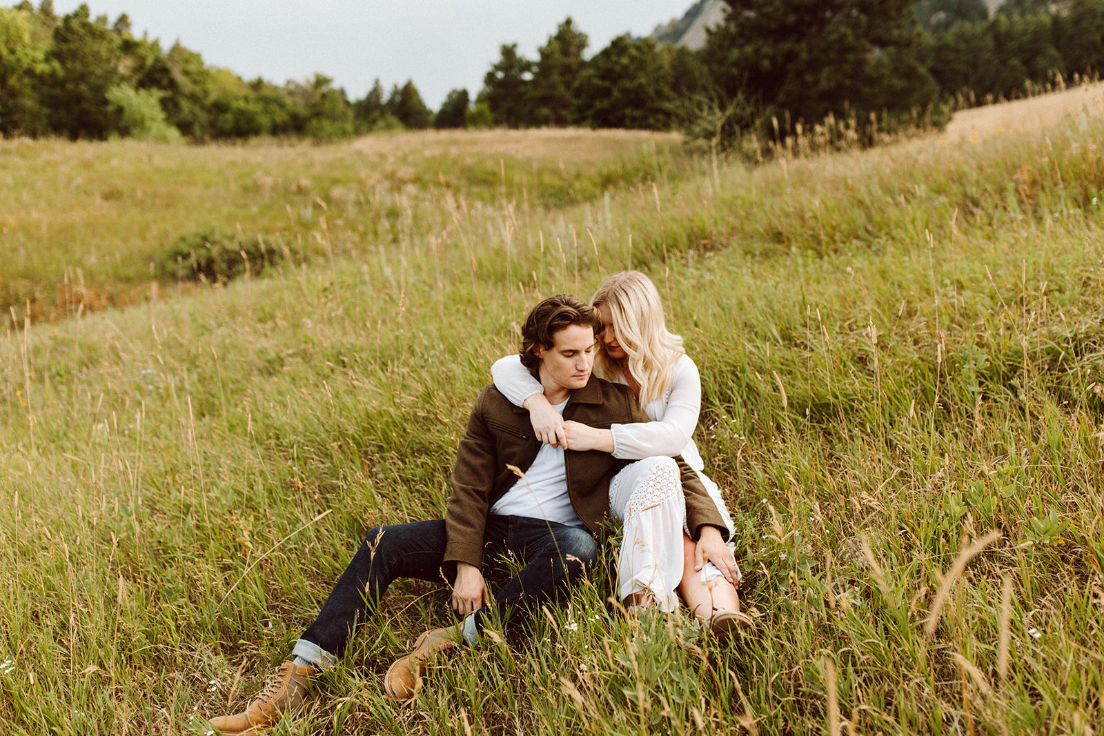 elopement photography in mountains