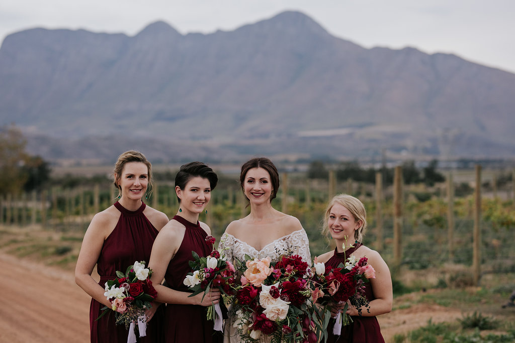 Wildeflower flowers wedding events cape town-35