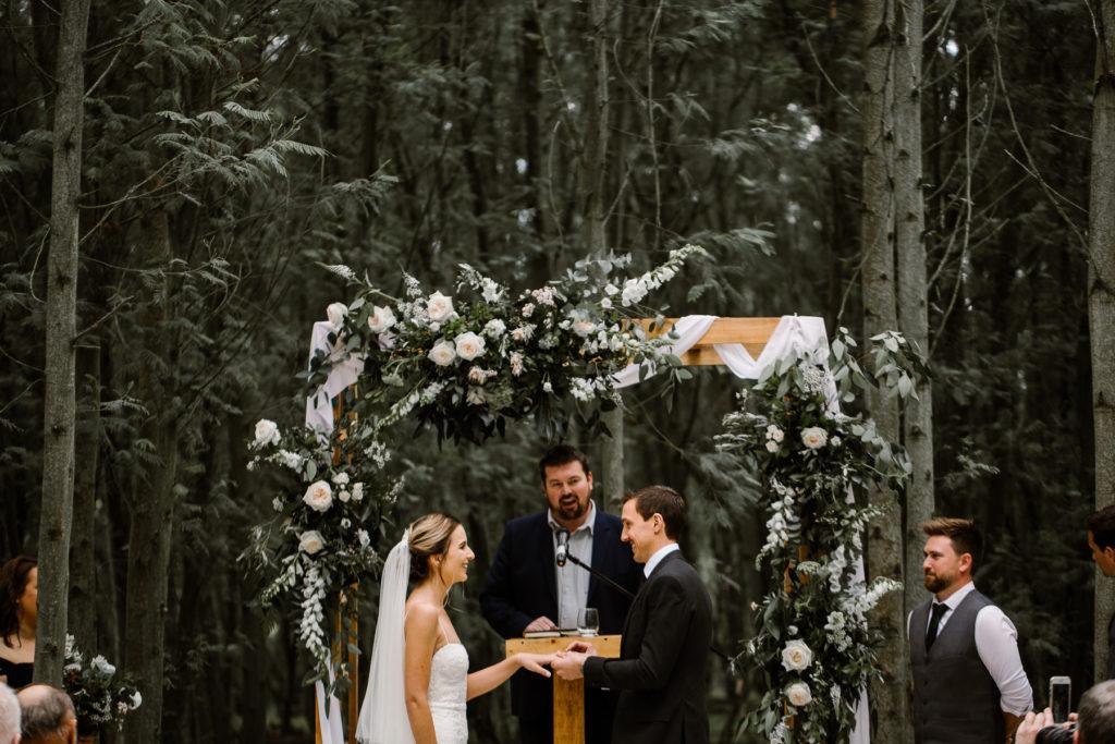 Die Woud wedding florist Wildeflower