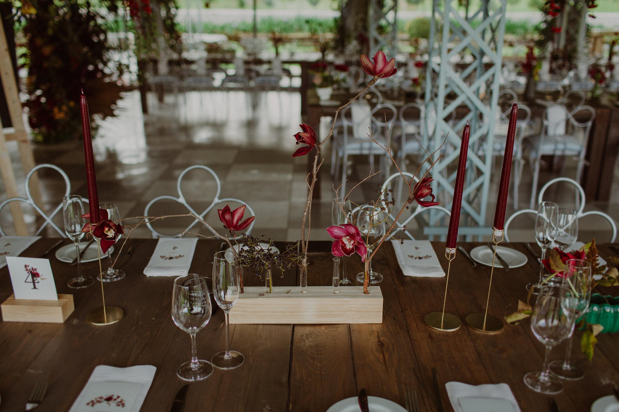 Belair wedding florist cape town